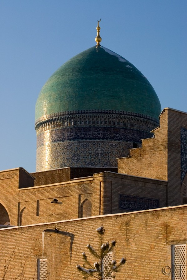 Uzbekistan. Tashkent. Khast Imom 2