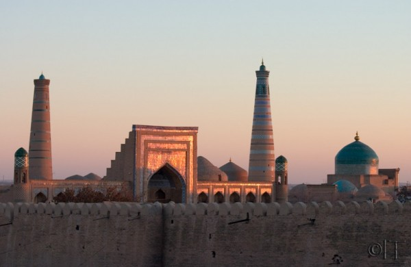 Uzbekistan. Khiva.