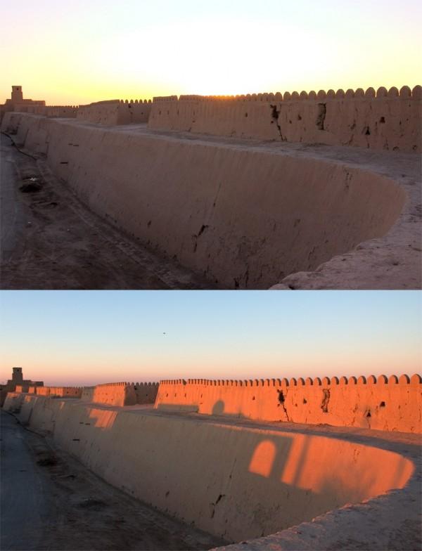 Uzbekistan. Khiva. From Dusk Till Dawn