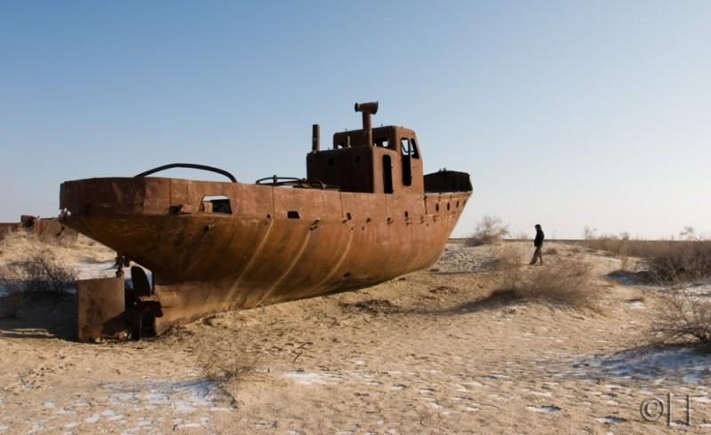 Uzbekistan. Aral