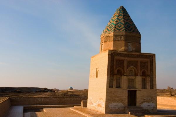 Turkmenistan. Konye-Urgench. Il-Arslan Mausoleum