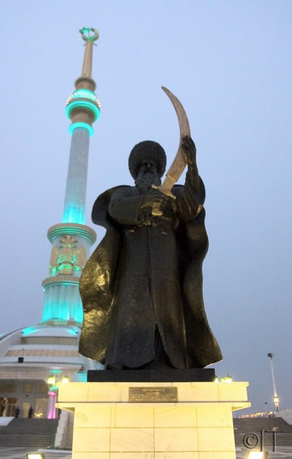 Turkmenistan. Ashgabat
