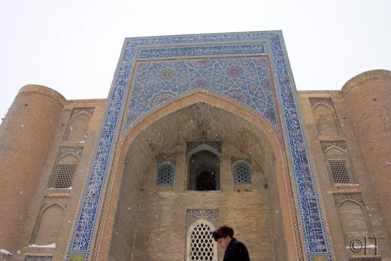 Uzbekistan. Bukhara 5. Nadir Divanbegi Khanaka