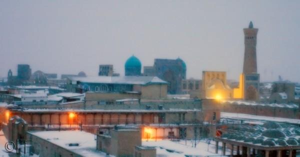 Uzbekistan. Bukhara