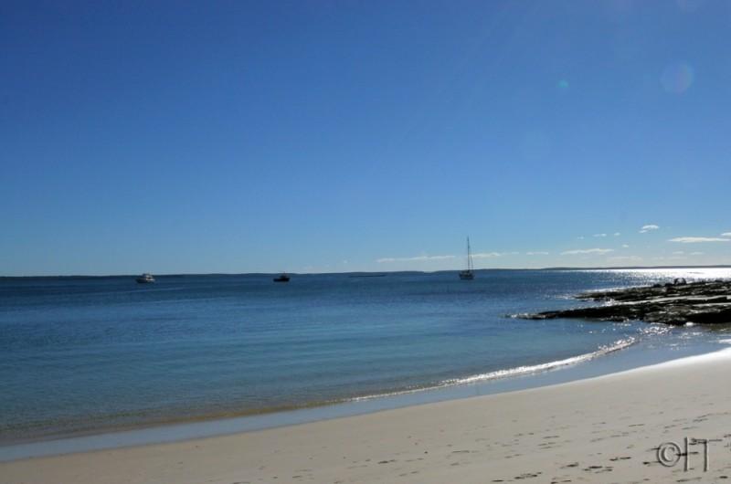 Australia. Jarvis bay.