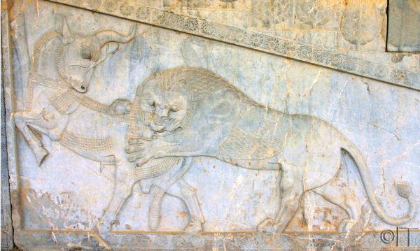 Iran. Persepolis 3