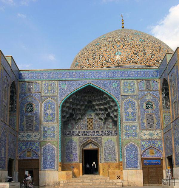Iran. Esfahan 1.