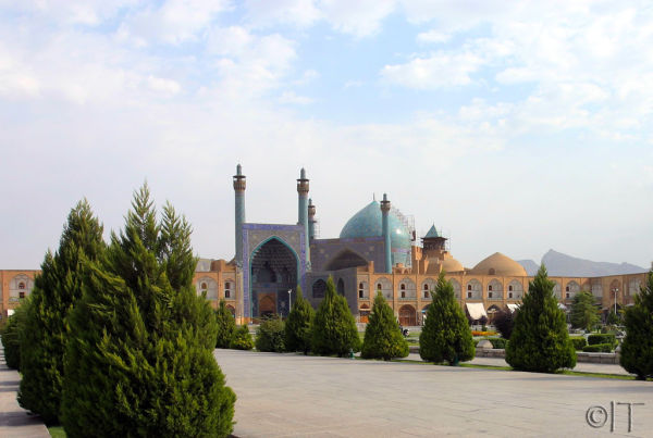 Iran. Esfahan 2.