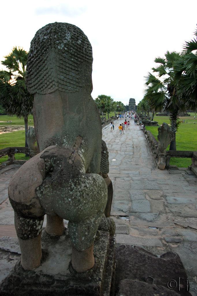 Cambodia. Angkor Wat 2.