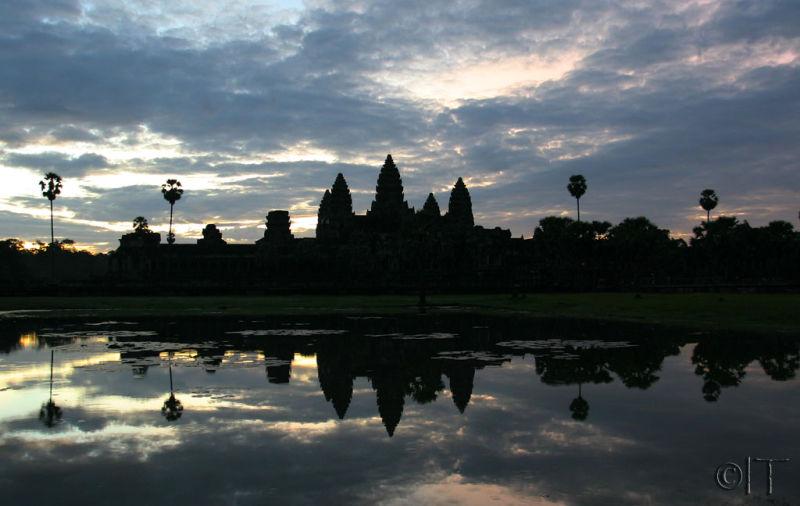 Cambodia. Angkor Wat 4.