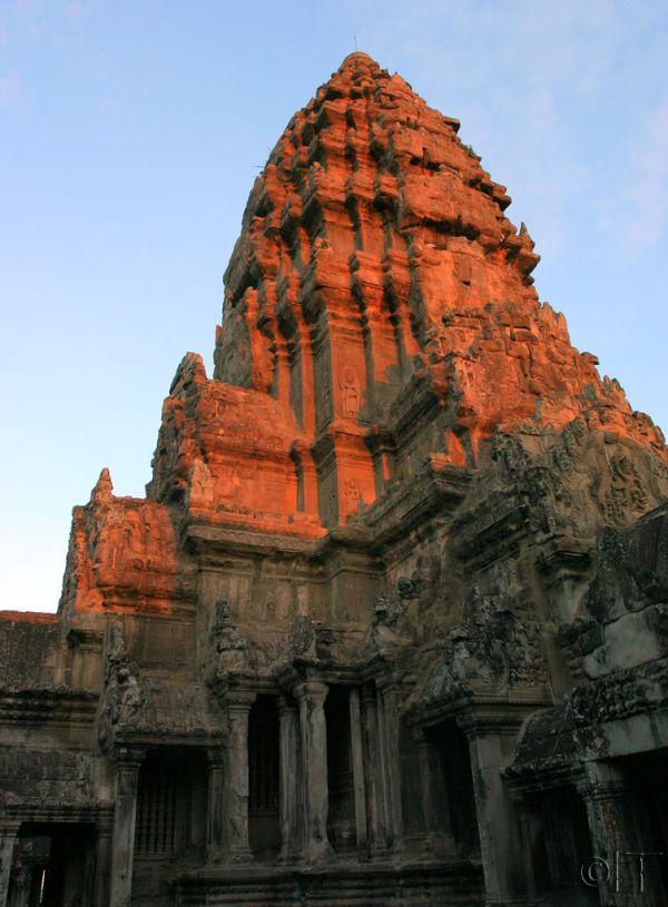 Cambodia. Angkor Wat 5.