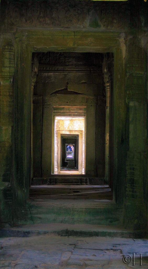 Cambodia. Angkor. Preah Khan 1.