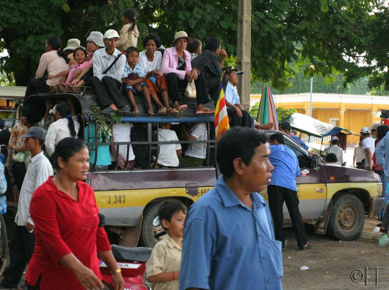 Cambodia. Phnom Penh 1.
