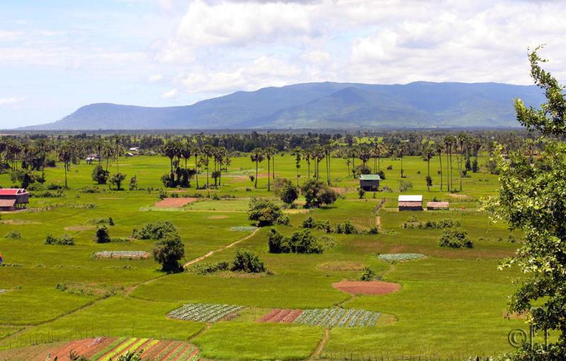 Cambodia. Near Kampot.