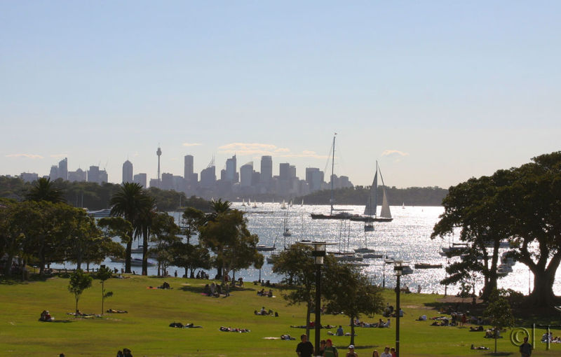 Australia. Watsons Bay.