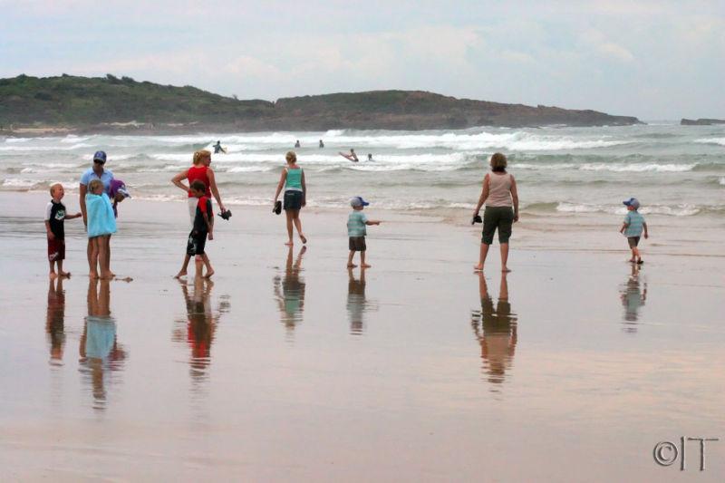 Australia. Port Stephens. Anna Bay 4.