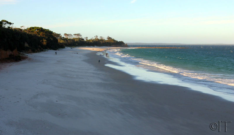 Australia. Jervis Bay 4.