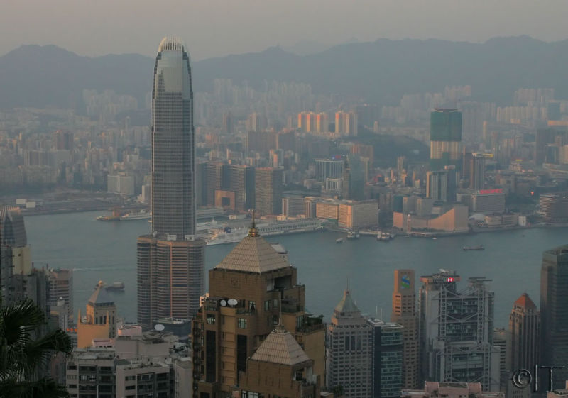 Hong Kong. The peak 2.