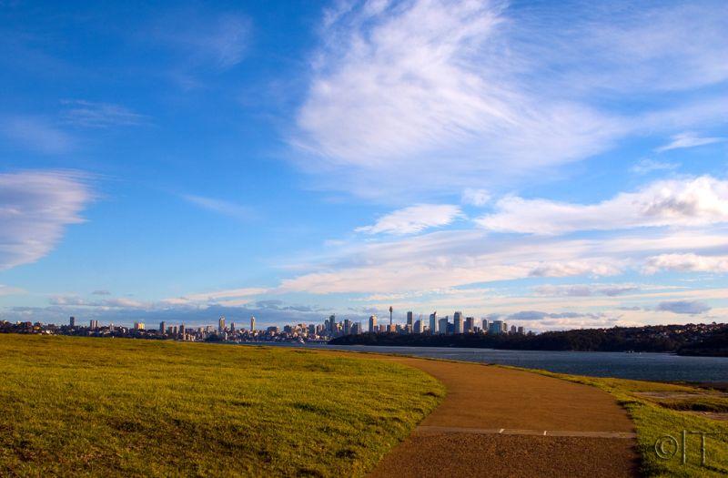 Australia. Sydney. South Head.