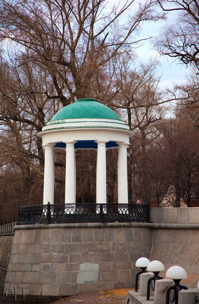 Moscow. Gorky Park.