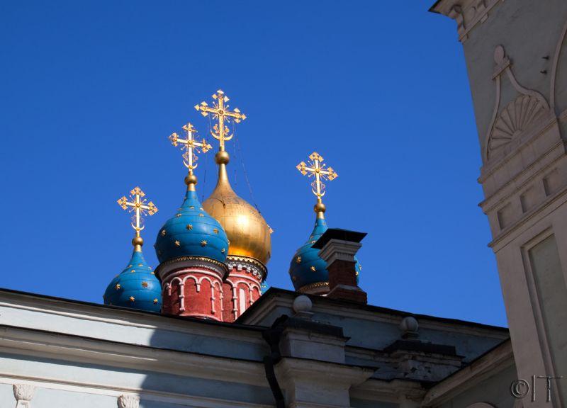Moscow. Zaryadiye.