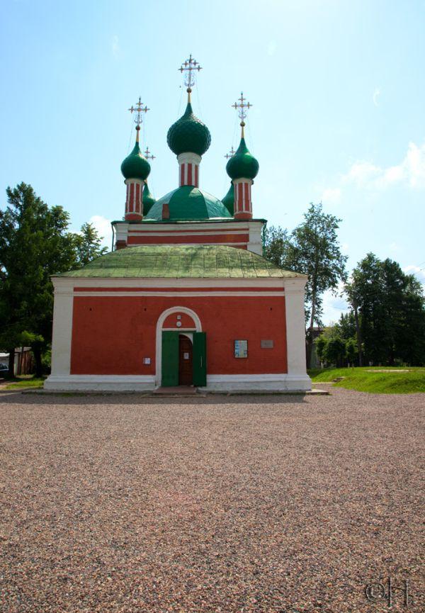 Russia. Pereslavl-Zalessky.