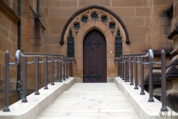 Australia. Sydney. St Mary's Cathedral.