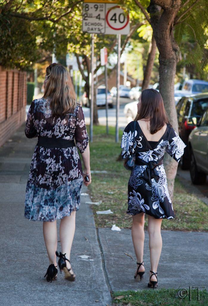 Australia. Sydney. Double Bay. Girls.