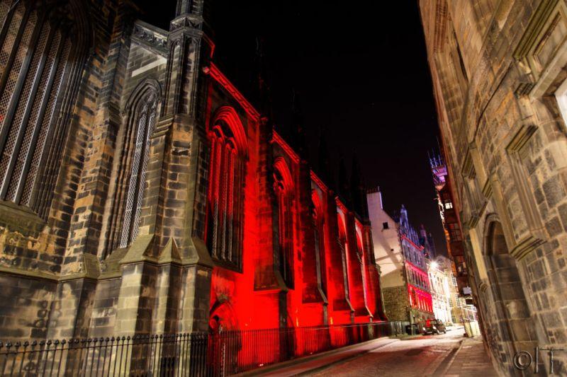 UK. Edinburgh