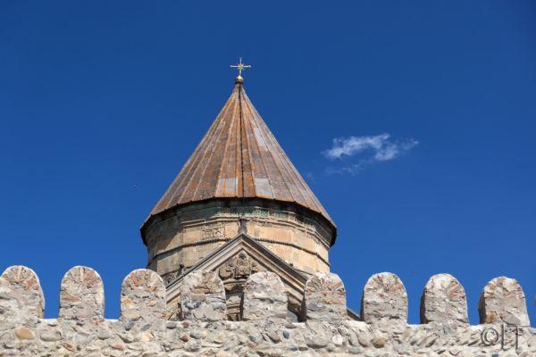Georgia. Sveti Tskhoveli.