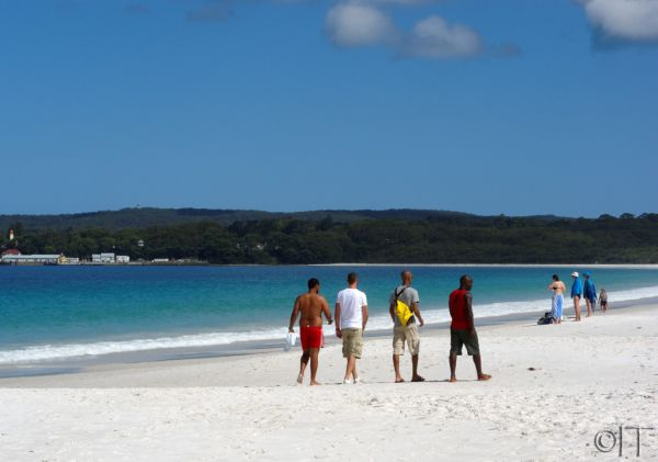 Hyams Beach Jervis Bay. Australia.