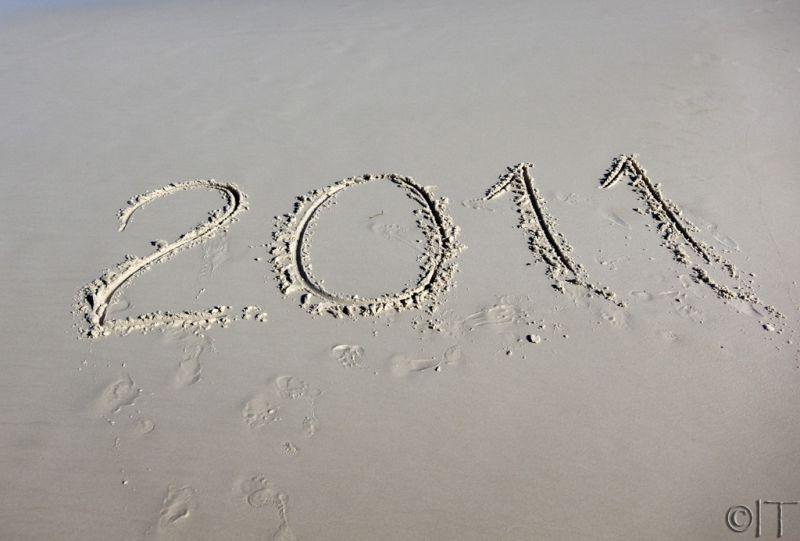 Hyams Beach. Jervis Bay. Australia. New Year.