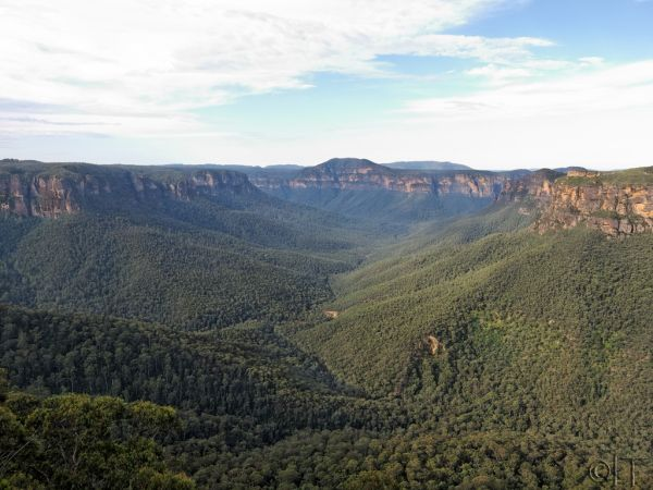 Blue mountains. Australia.
