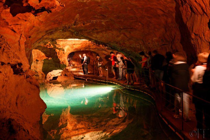 Australia. Jenolan Caves.