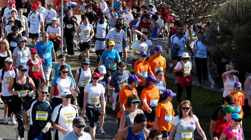 Australia. Sydney. City To Surf.