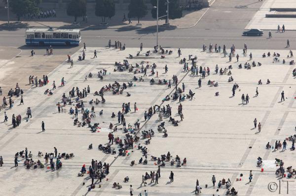 North Korea. Pyongyang.