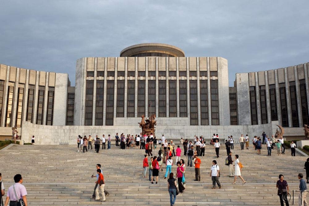 North Korea. Student and Children's Palace