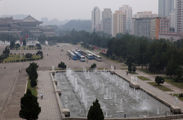 North Korea. Pyongyang
