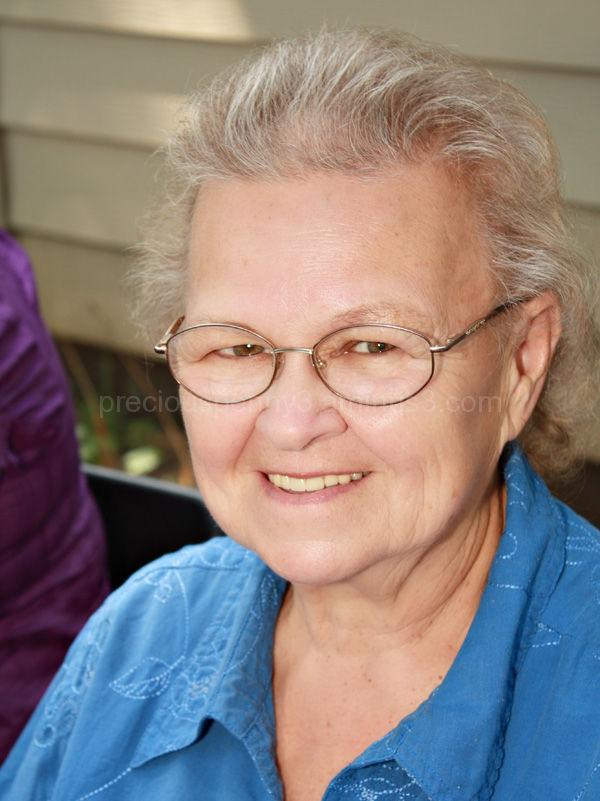Aunt Mavis Ann