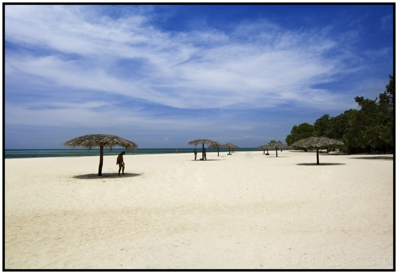Cuba GGuardalavaca Beach