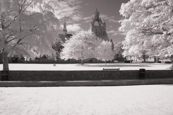university of aberdeen infrared #2