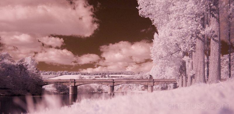 kelso bridge infrared
