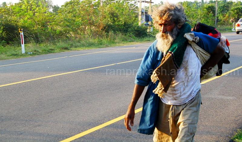a old traveller