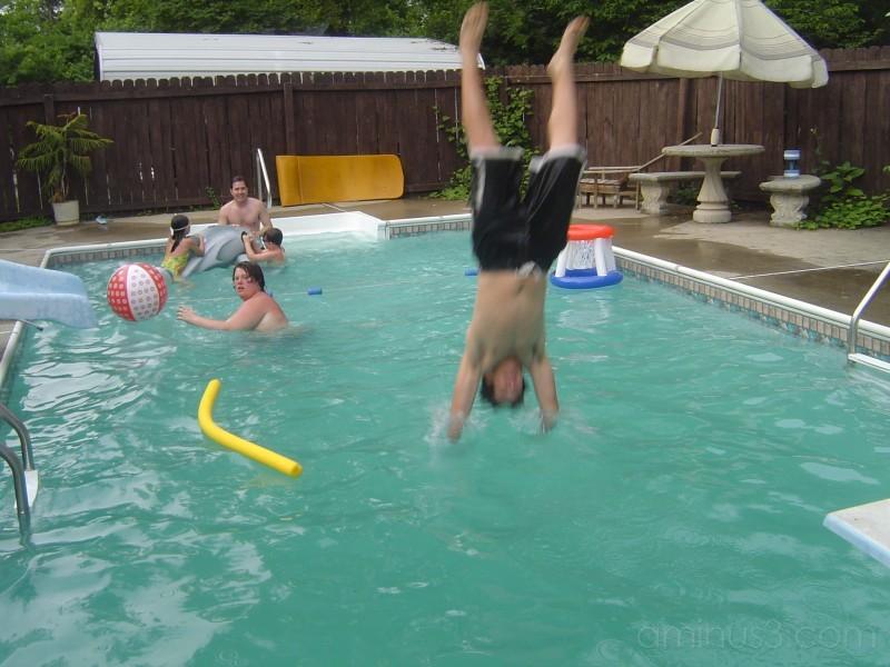 Sunday Swimming!