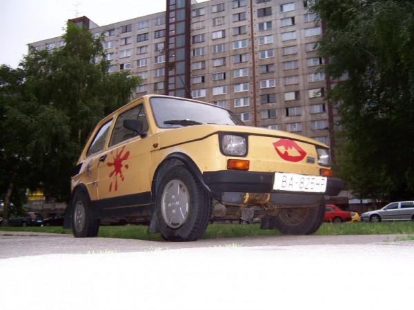 The citizen car