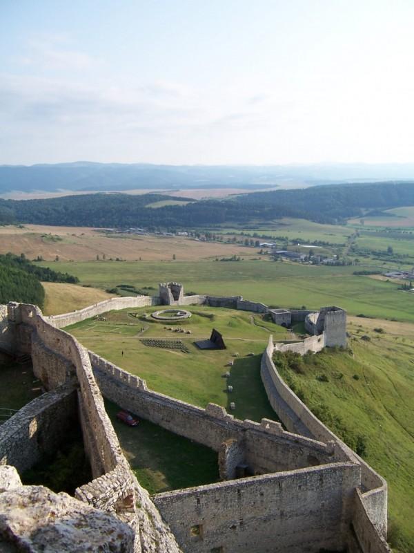 Spišský hrad III