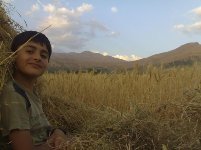 mosleh fattah modares from iran kurdstan baneh