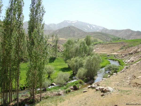 iran kurdestan village syadare olya