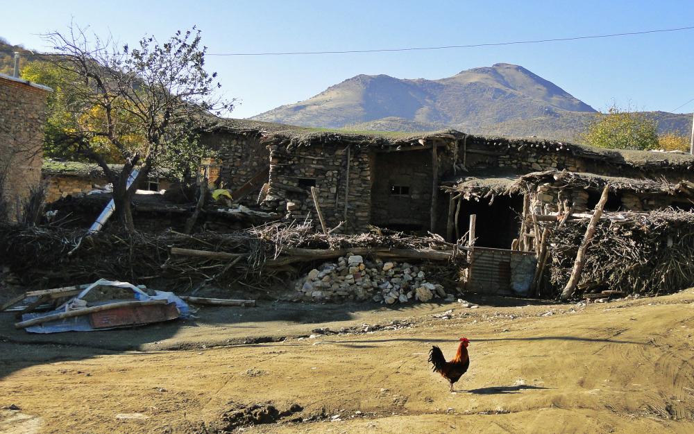 Rustic at BNakhve village