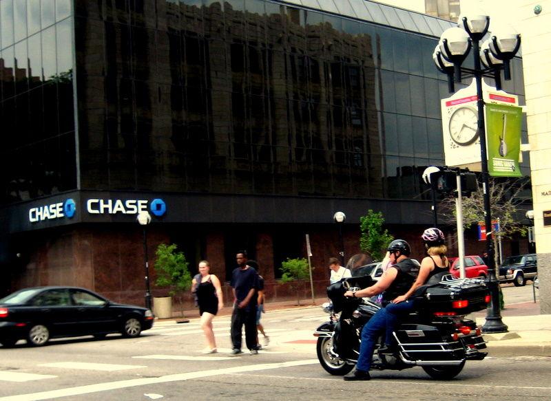Chasing!